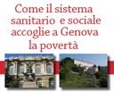 Come il sistema sanitario e sociale accoglie a Genova la povertà
