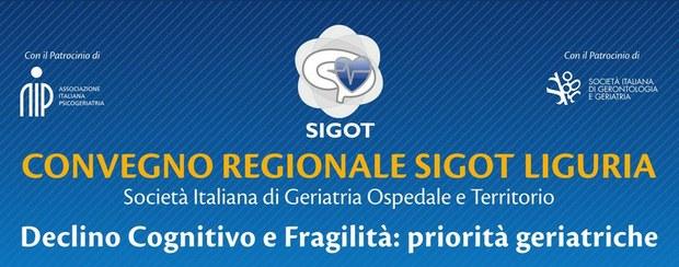 Convegno regionale SIGOT Liguria