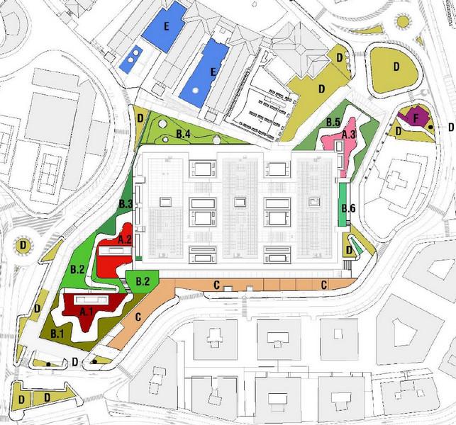 Sistemazione aree verdi