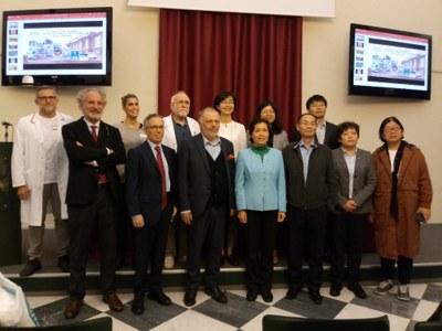 Thalassemia_delegazione Cinese 2019