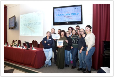 Lean Day 2019 - Foto primi classificati LQ