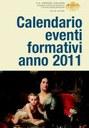 Calendario eventi formativi anno 2011