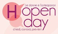 Logo Open Day Osteoporosi