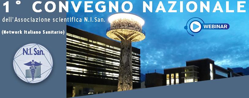 1° CONVEGNO NAZIONALE DEL N.I.San.