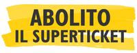 Abolito il superticket