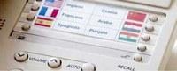 Servizio di interpretariato multilingue telefonico