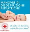 Sabato 24 gennaio 2015, dalle ore 15:30 alle ore 18:00, presso l'Aula magna, 2° piano padiglione C (lato mare) - ingresso CUP via Volta 6 - avrà luogo una lezione di disostruzione pediatrica e sonno sicuro, svolta da istruttori della Croce Rossa Italiana.