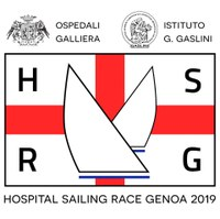 Hospital Sailing Race Genoa 2019