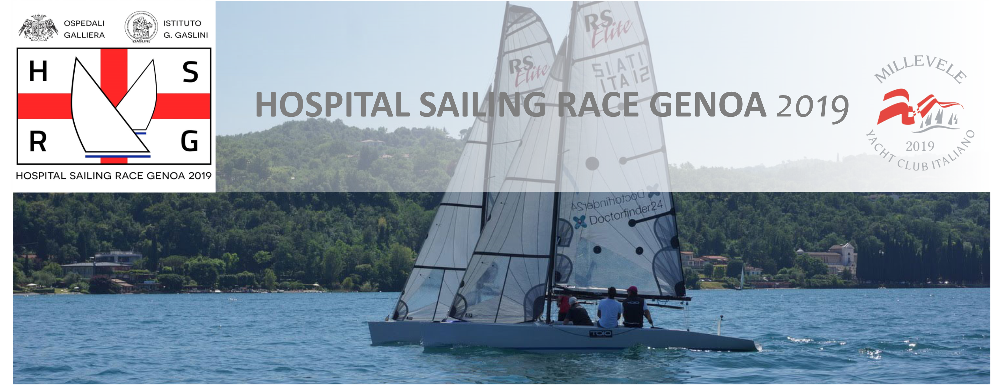 Hospital Sailing Race Genoa 2019