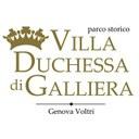 Sabato 26 maggio, ore 16:00 presso il Giardino all'Italiana del Parco storico Villa Duchessa di Galliera (Genova Voltri).