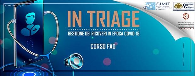 InTriage - Gestione dei Ricoveri in epoca COVID-19