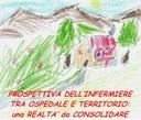 Prospettiva dell'infermiere tra ospedali e territorio: una realtà da consolidare