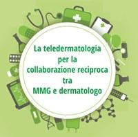 La teledermatologia tra MMG e dermatologo