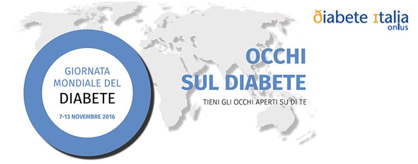 Occhi sul diabete: tieni gli occhi aperti su di te