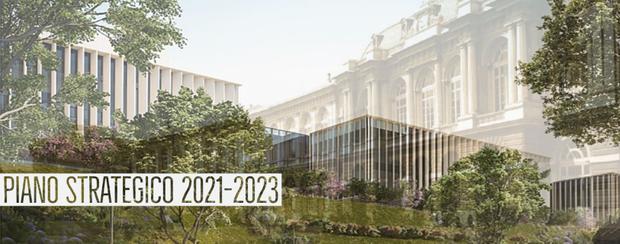 Piano strategico 2021 - 2023