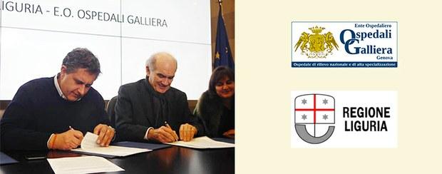 Regione Liguria e Galliera