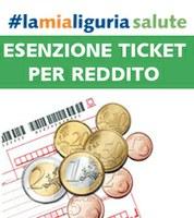 Rinnovo esenzione ticket per reddito