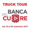 """Truck tour """"Banca del cuore"""""""