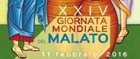 Iniziative per la XXIV Giornata Mondiale del Malato