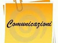 Comunicazioni, notizie, eventi